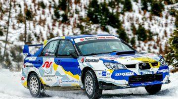 Rally Show Levoča 27.01.2018