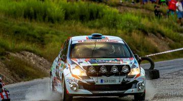 2. DeutschMann Rallye Trebišov 2018 s trojicou posádok KL Racing Rally Teamu