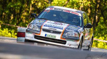 KL Racing Rally Team na Jankovom vŕšku splnil cieľ