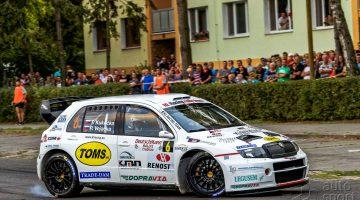 Výborný výkon Kukučku a KL Racing Rally Teamu v Trebišove