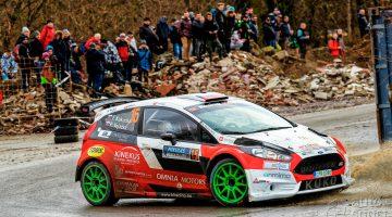 KL Racing Rally Team ukončil sezónu v Slušoviciach